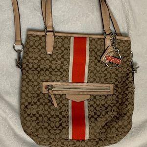 Stunning Coach purse